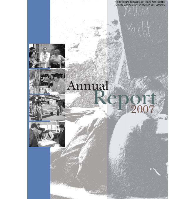 CITYNET Annual Report 2007