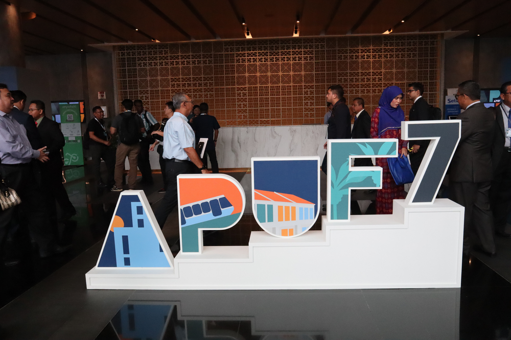 CityNet at the Seventh Asia-Pacific Urban Forum (APUF-7)