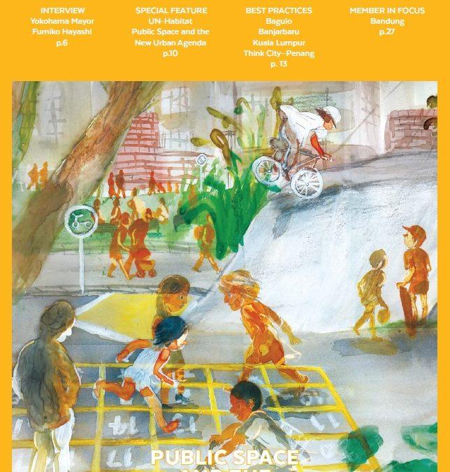 CityVoices Vol. 8 No. 1 Spring/Summer 2017