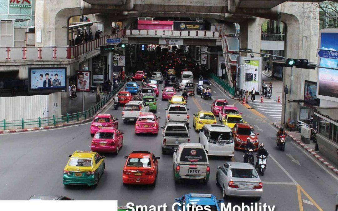 스마트 도시 보고서 (영문)