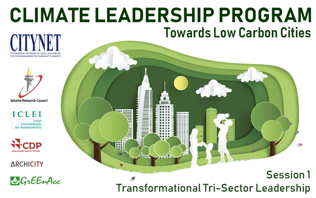 Climate Leadership Program opens first session
