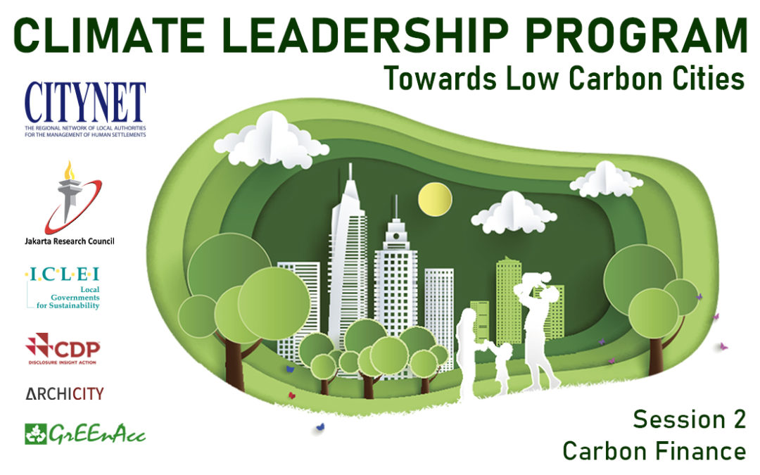 Climate Leadership Program holds second session