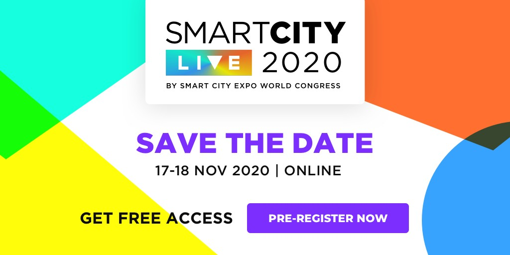 Smart City Expo World Congress to be held online