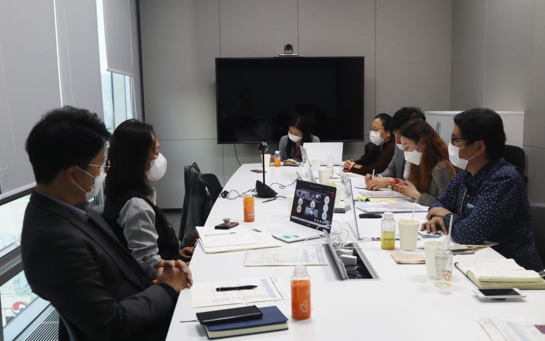 Seoul & Kuala Lumpur kicked off collaborative learning series