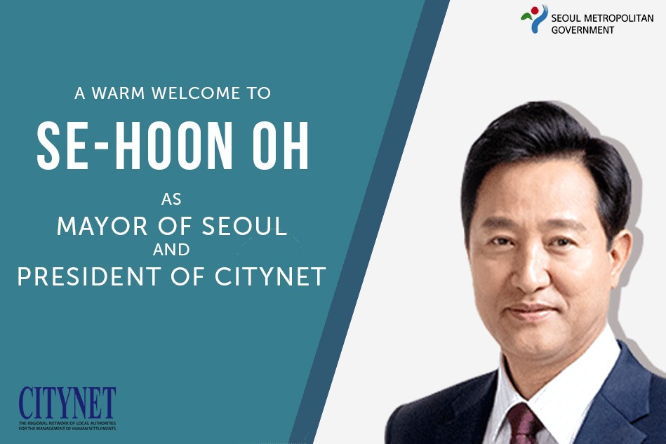 A warm welcome to the new President of CityNet